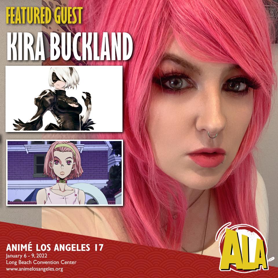 Kira Buckland