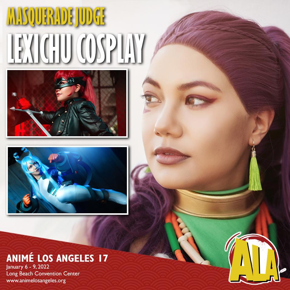 Lexichu Cosplay – Masquerade Judge